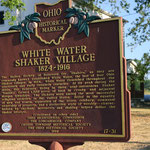 erste Station: Whitewater in Ohio