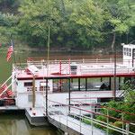 zum Abschluss noch eine Tour auf dem Kentuckyriver
