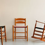 sidechair,lowback chair & rocker - Shakerstühle