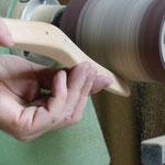 Shaker Kleiderbügel / freihand Schleifen