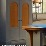 Libanonzeder für eine Synagoge