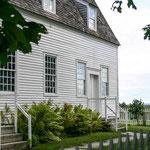 2 Eingänge zum meetinghouse