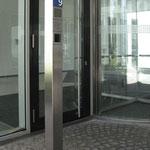 Beschilderungssystem und Klingeltableaus/Klingelanlagen vom Typ Dessau