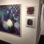 瀬戸栄美子の作品、展示風景