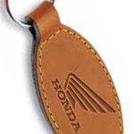 Schlüsselanhänger Leder Honda Typ 373 C/G