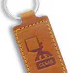 Schlüsselanhänger Leder Cesab Typ 16 C/G