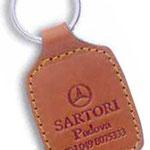 Schlüsselanhänger Leder Mercedes Car Typ 424 C/G