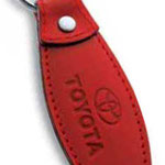 Schlüsselanhänger Leder Toyota Typ 458 C/G