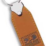 Schlüsselanhänger Leder Moto Club Catolica 388 C/G