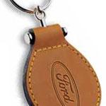 Schlüsselanhänger Leder Ford Typ 371 C/G