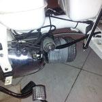 Mugello Zylinder ist montiert.