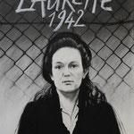 Laurette 1942, une volontaire au camp de Récébédou