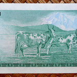 Kenia 10 shilingis 1978 (140x73mm) reverso
