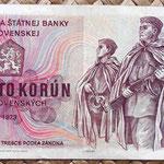 Checoslovaquia 500 korun 1973 anverso
