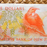 Nueva Zelanda 10 dólares 1977 reverso