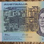 Australia 10 dollars 1991 (155x77mm) pk.45g anverso