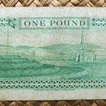Isla de Man 1 pound 1983 reverso