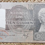 Holanda 10 gulden 1940 (144x82mm) pk.53 anverso