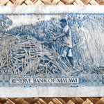 Malawi 50 tambala 1975 reverso