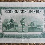 Indias Holandesas 25 gulden 1943 reverso