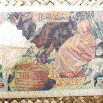 Argelia francesa 500 francos 1958 reverso