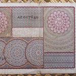 Holanda 25 gulden 1940 pk.57 reverso