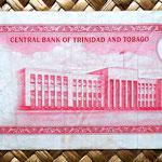 Trinidad y Tobago 1 dollar 1964 reverso