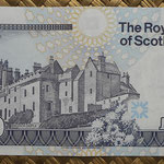 Escocia 20 pounds 2007 (150x80mm) pk.354d reverso