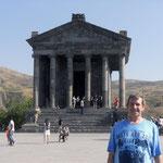 desde el Templo de Garni s.I -Armenia II
