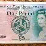 Isla de Man 1 pound 1979 anverso