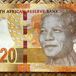 Sudáfrica 20 rand 2012 anverso