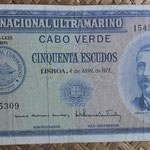 Cabo Verde 50 escudos 1971 pk.53a anverso