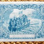Ecuador 20 sucres 1920 Banco Sur Americano (164x80mm) pk.S252r reverso