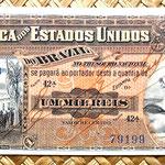 Brasil 1 mil reis 1917 anverso