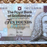 Escocia 5 pounds 2012 Diamond Jubilee anverso