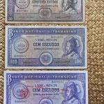 Santo Tomé y Príncipe serie 1958 y resello 1976 -Rey Afonso V anversos