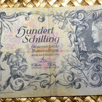 Austria 100 shillings 1949 anverso