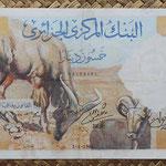 Argelia 50 dinares 1964 (208x104) pk.124 anverso