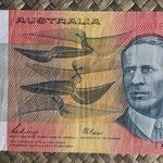 Australia 20 dollars 1989 (160x80mm) pk.46f anverso