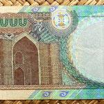 Kazajstan 2000 tenges 2000 reverso