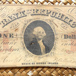 Rhode Island 1 dólar 1855