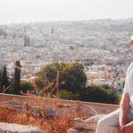 La ciudad imperial de Fez desde la muralla