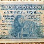 etiopia 50 thaler 1932 anverso