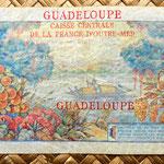 Isla Guadalupe 10 francos 1947 reverso