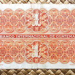 Guatemala 1 peso 1900 reverso