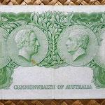 Australia 1 pound 1961 reverso
