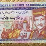 Brunei 25 ringgit 1992 anverso