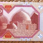 Kazajistan 5000 tenges 2001 reverso
