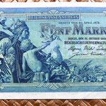 Alemania 5 marcos 1904 anverso