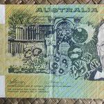 Australia 50 dollars 1973 (165x82mm) pk.47a anverso